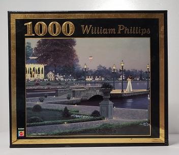 Quebra-Cabeça 1000 peças - Mattel - Symphonie of Spring, William Philips