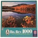 Quebra-Cabeça 1000 peças - Milton Bradley - Heart Lake