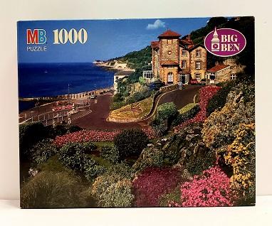 Quebra-Cabeça 1000 peças - Milton Bradley - Isle of Wight