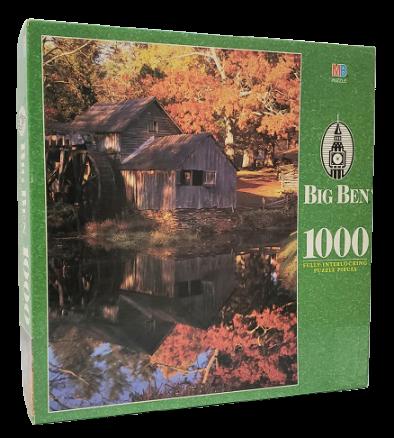 Quebra-Cabeça 1000 peças - Milton Bradley - Simpler Times