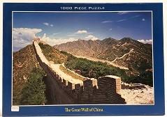 Quebra-Cabeça 1000 peças - Tomax - The Great Wall of China