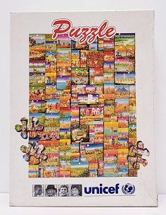 Quebra-Cabeça 1000 peças - Unicef - Brasil