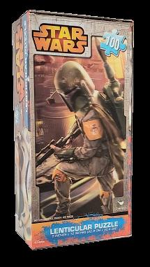 Quebra-Cabeça 100 peças - Cardinal Games - Star Wars - Lenticular
