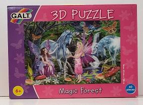Quebra-Cabeça 100 peças - Galt - Magic Forest