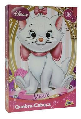 Quebra-Cabeça 100 peças - Jak - Marie