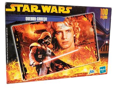 Quebra-Cabeça 100 peças - Jak - Star Wars
