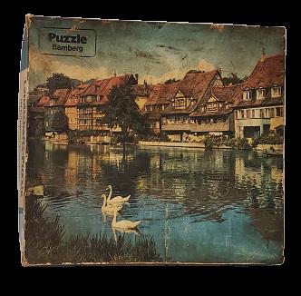Quebra-Cabeça 144 peças - F. X. Schmid - Swan