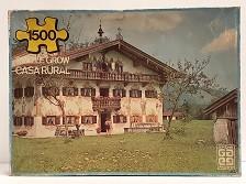 Quebra-Cabeça 1500 peças - Grow - Casa Rural