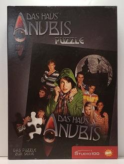 Quebra-Cabeça 150 peças - Studio 100 - Das Haus Anubis