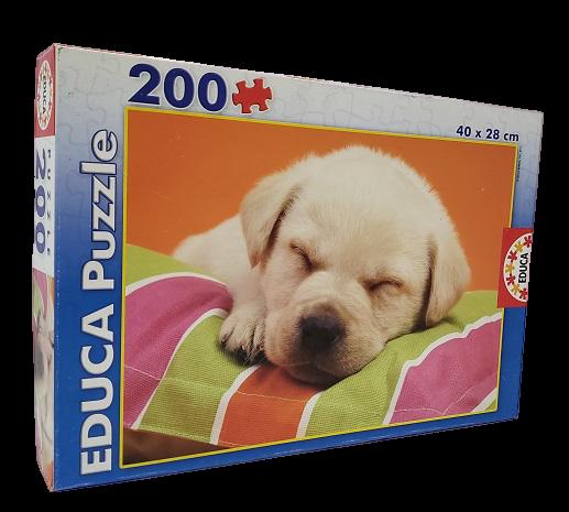 Quebra-Cabeça 200 peças - Educa - Sweet Dreams