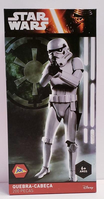 Quebra-Cabeça 200 peças - Jak - Star Wars