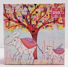 Quebra-Cabeça 250 peças - Re-Marks - Big Love