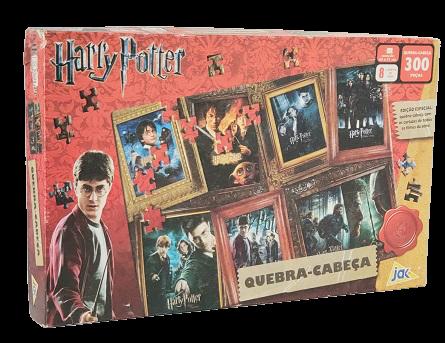 Quebra-Cabeça 300 peças - Jak - Harry Potter