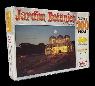 Quebra-Cabeça 300 peças - Uau Brinquedos - Curitiba