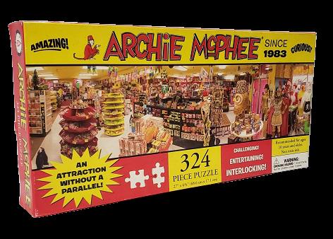 Quebra-Cabeça 324 peças - Puzzle Archie McPhee