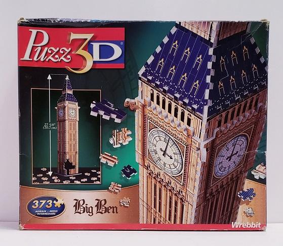 Quebra-Cabeça 373 peças - Wrebbit - Big Ben