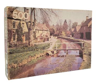Quebra-Cabeça 500 peças - Arrow Games - Lawer Gloucestershire