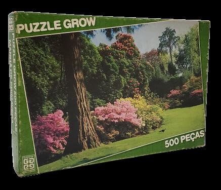 Quebra-Cabeça 500 peças - Grow - Manhã de Primavera