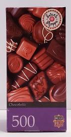 Quebra-Cabeça 500 peças - Master Pieces - Chocoholic