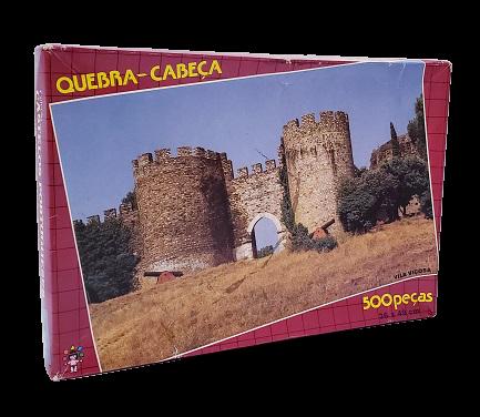 Quebra-Cabeça 500 peças - Taramira - Castelos Portugueses