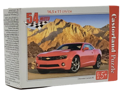 Quebra-Cabeça 54 peças - Castorland - Chevrolet Camaro