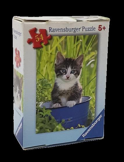 Quebra-Cabeça 54 peças - Ravensburger - Cat