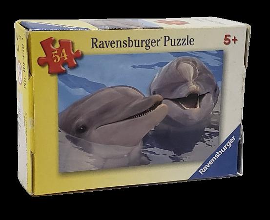Quebra-Cabeça 54 peças - Ravensburger - Dolphin