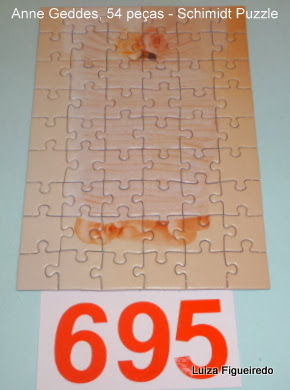 Quebra-Cabeça 54 peças - Schmidt - Anne Guedes