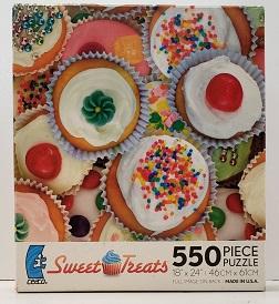 Quebra-Cabeça 550 peças - Ceaco - Sweet Treats