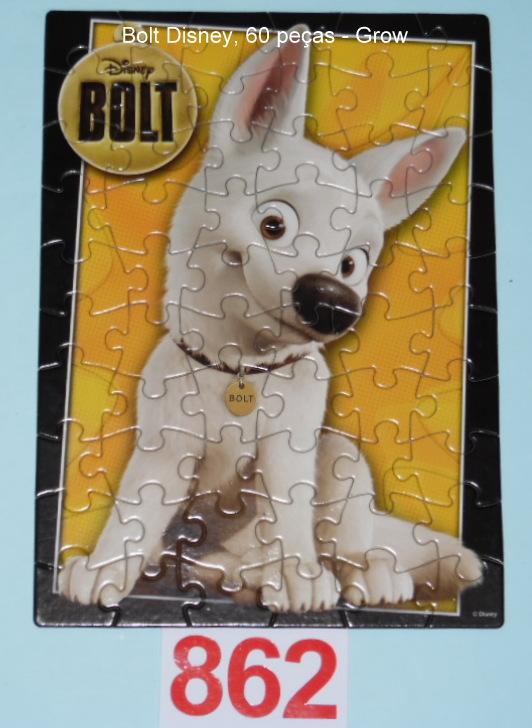 Quebra-Cabeça 60 peças - Grow - Bolt