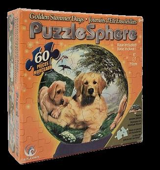 Quebra-Cabeça 60 peças - Unicorn - Golden Summer Days - Puzzle Sphere