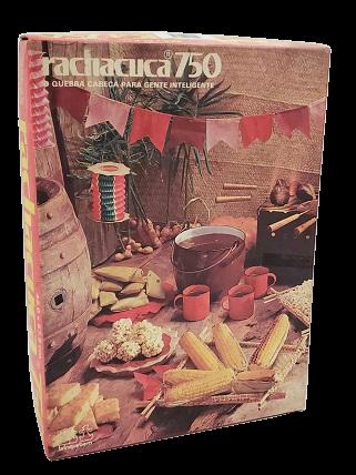 Quebra-Cabeça 750 peças - Rachacuca - Festa Junina