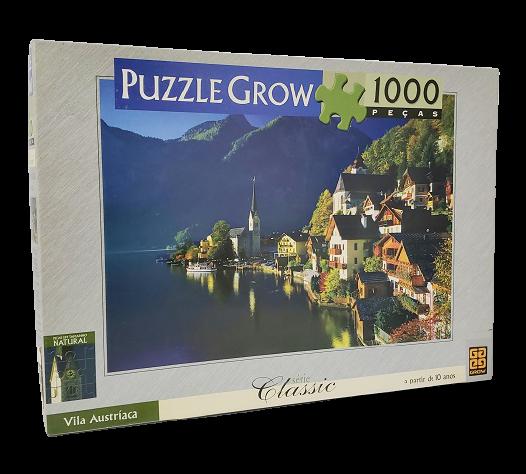 Quebra-Cabeça 1000 peças - Vila Austríaca