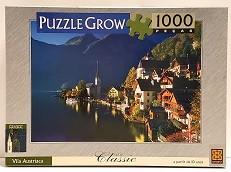 Quebra-Cabeças 1000 peças - Grow - Vila Austríaca