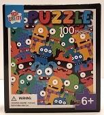 Quebra-Cabeças 100 peças - Paper Craft, Collect Them All ! #2
