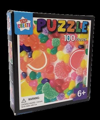 Quebra-Cabeças 100 peças - Paper Craft, Collect Them All ! #4