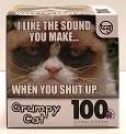 Quebra-Cabeças 100 peças - Sure-Lox, Grumpt Cat - I Like the Sound