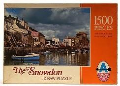 Quebra Cabeças 1500 peças - Arrow Games - The Snowdon