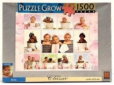 Quebra-Cabeças 1500 peças Grow - Bebes