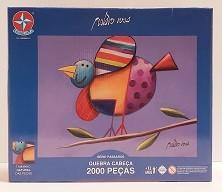 Quebra-Cabeças 2000 peças - Estrela - Gustavo Rosa