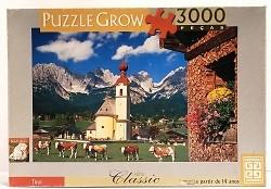 Quebra-Cabeças 3000 peças - Grow - Tirol