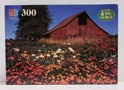 Quebra-Cabeças 300 peças - Milton Bradley - Near Crab Orchard