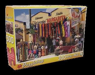 Quebra-Cabeças 300 peças - PuzzleBug - Mahahual, Mexico