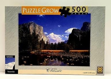 Quebra-Cabeças 500 peças - Grow - Yosemite