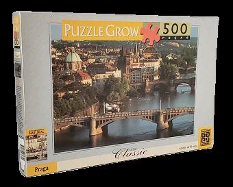 Quebra-Cabeças 500 peças - Praga
