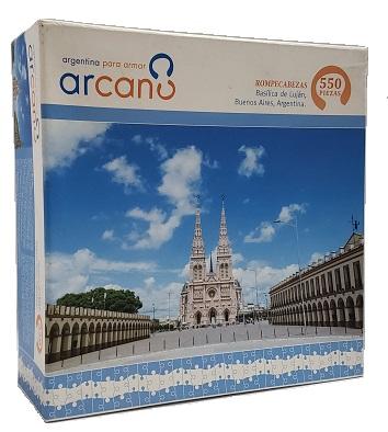 Quebra-Cabeças 550 peças - Arcano - Buenos Aires