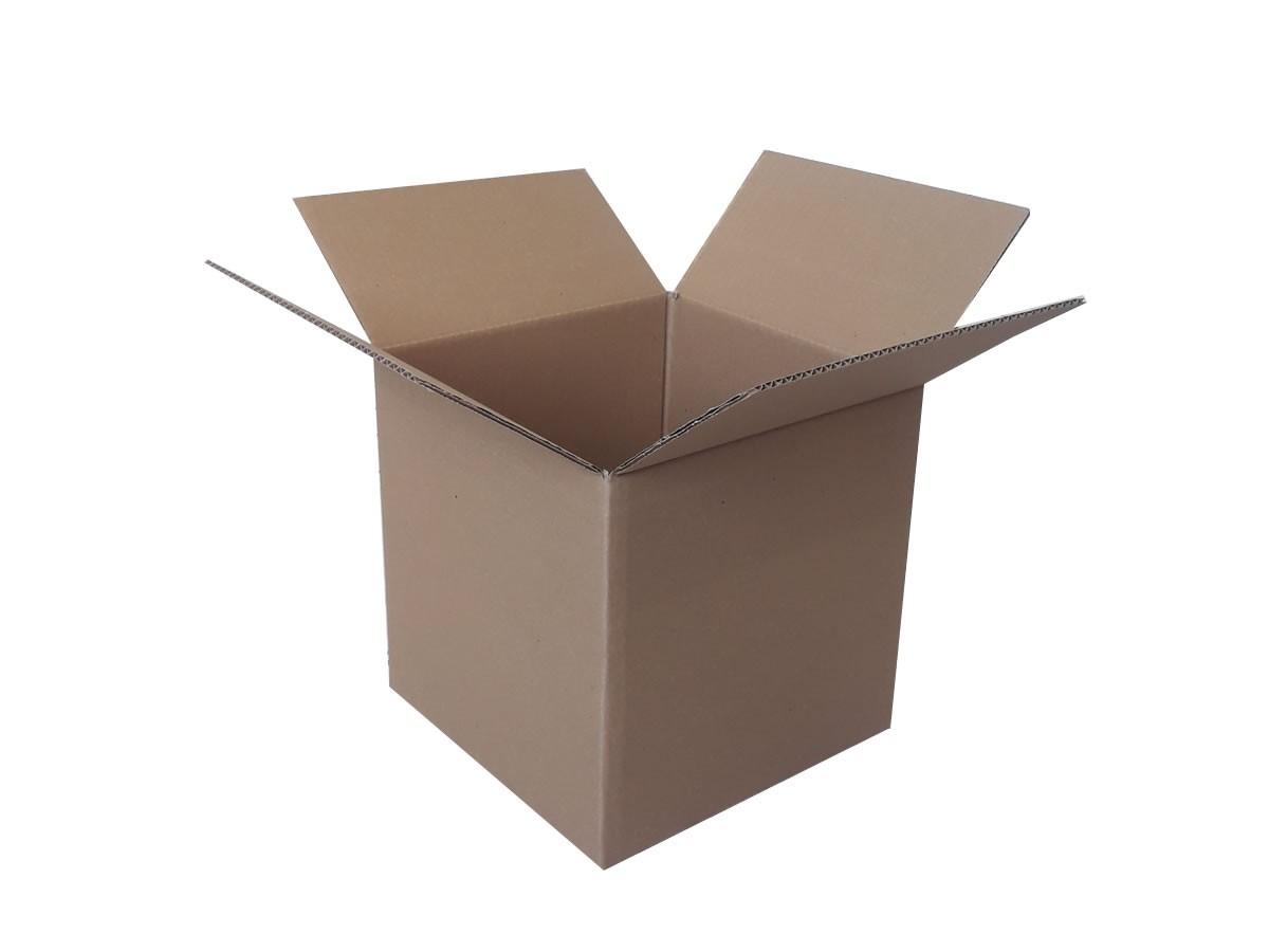 Lote de Caixas de papelão 30x30x30 cm