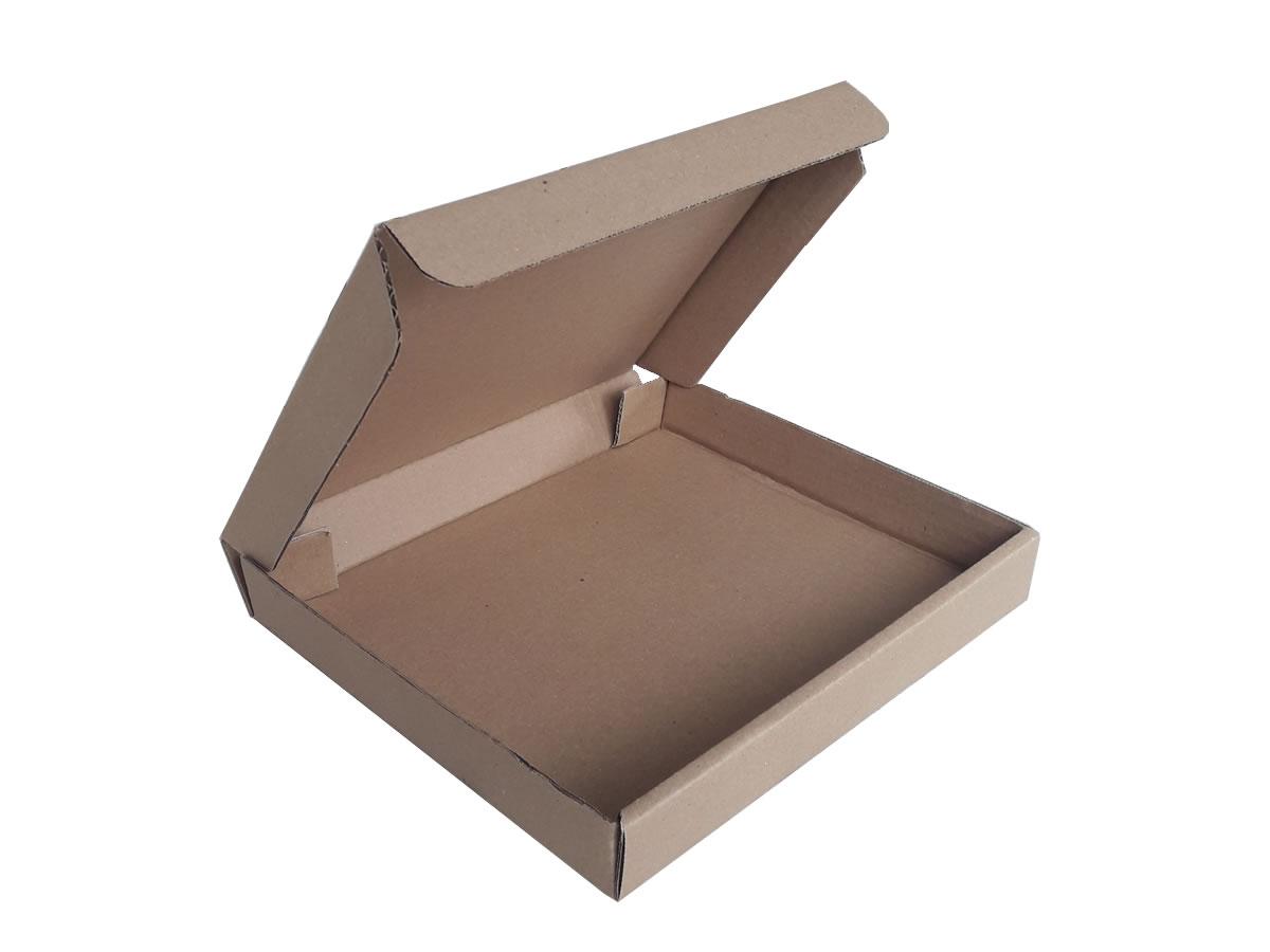 1.475 Caixas de Papelão 26x23x3,5 cm LINHA PRIME