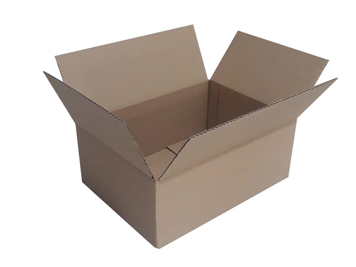 950 Caixas de Papelão 31x22x12 cm LINHA PRIME