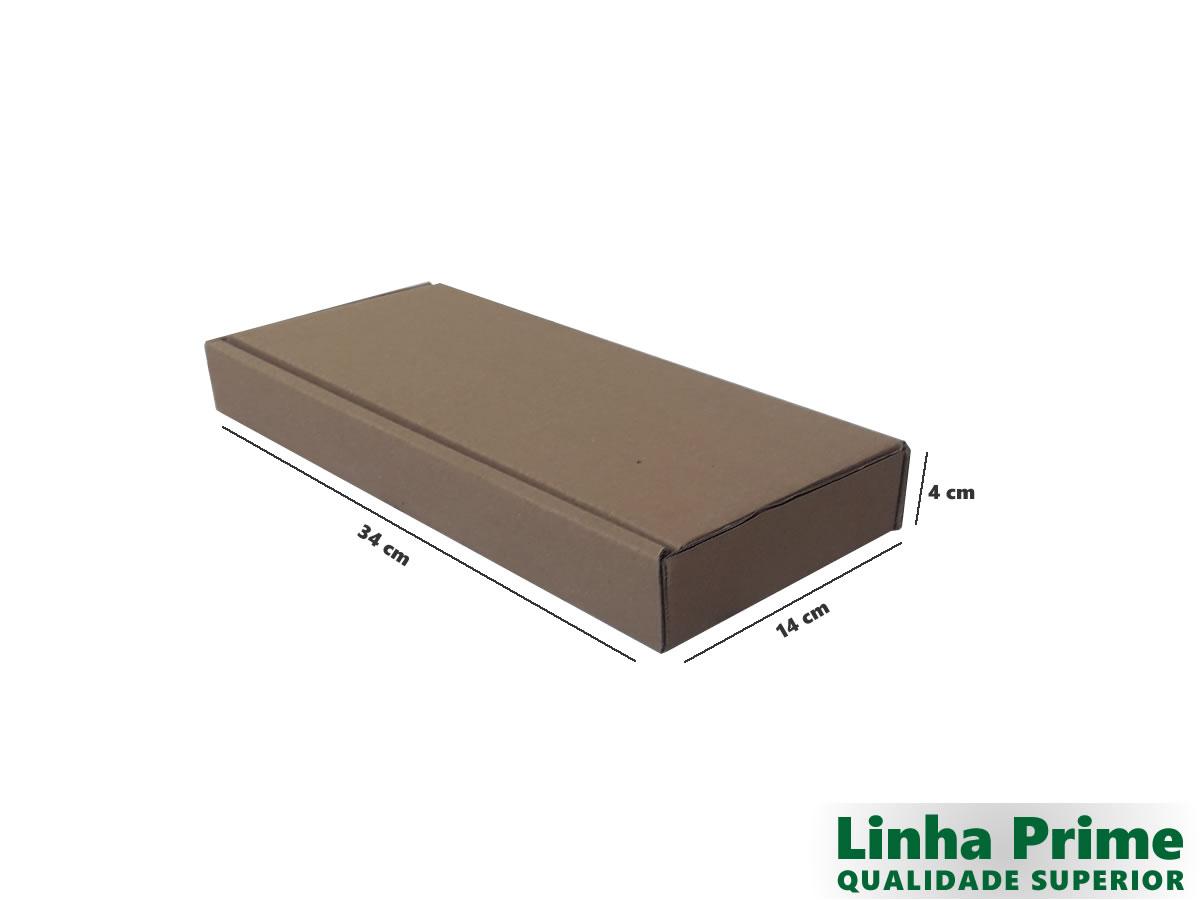 575 Caixas de Papelão 34x14x4 cm | LINHA PRIME